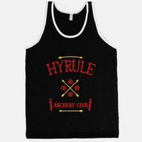 Hyrule Archery Club (tank)