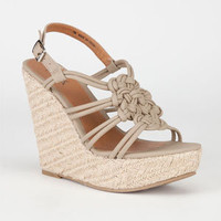 MIA Lovenot Womens Shoes 222894422 | Heels &amp; Wedges | Tillys.com