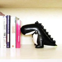 Zuny Animal Bookend - Dinosaur - Home & Office - Yanko Design