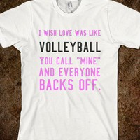 VOLLEYBALL TSHIRT - Savannah. - Skreened T-shirts, Organic Shirts, Hoodies, Kids Tees, Baby One-Pieces and Tote Bags