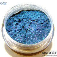 Rockstar Loose Mineral Eyeshadow 5 gram jar from Beautifeye Shadows