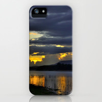 When the storm is going ... iPhone & iPod Case by Guido Montañés