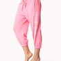 Cropped Beach Babe Lounge Pants | FOREVER 21 - 2046673727