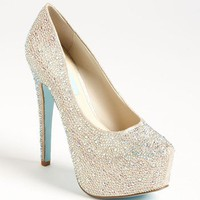 Blue by Betsey Johnson &#x27;Wish&#x27; Pump | Nordstrom