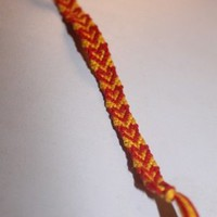 Hearts Friendship Bracelet from Bracelet Frenzy