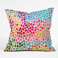 DENY Designs Home Accessories | Garima Dhawan Rain 6 Outdoor Throw Pillow