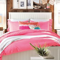 Beadboard Color Wash Bedroom