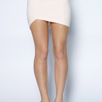 Bodycon Highwaisted Skirt - Baby Pink