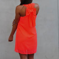 Dreaming Of You Dress: Neon Pink | Hope&#x27;s