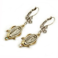 Lady of Hope Earrings - The Afternoon