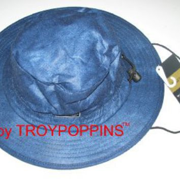 Amazon.com: Frogg Toggs Non-Woven 100% Waterproof Bucket Hat Blue: Sports & Outdoors