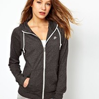 Nike Zip Front Hoodie at asos.com