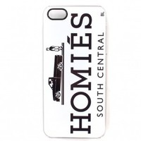 White Homies iPhone5 Case by Brian Lichtenberg - ShopKitson.com