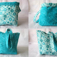 Knitting Project Bag/Crochet Project Bag by IntrovertCreations