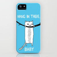 Hang in There, Baby iPhone & iPod Case | Print Shop