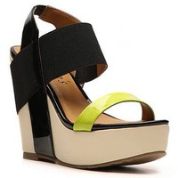 Matty's Chesham Wedge Sandal