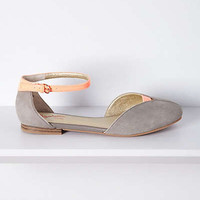 Anthropologie - Citizen D'Orsay Flats