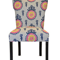 Calandra Crown Fanback Chair (Set of 2) by S.O.L.E. Designs at Gilt