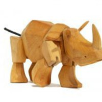 Simus the Rhino: Toys
