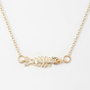 Urban Outfitters - Fishbone Necklace