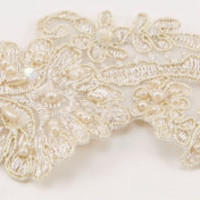 Lace Bridal Bracelet
