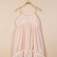 Magic nan 2000 - Syrup pearl shell strap cover skirt - Taobao