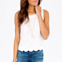 I Love You Back Tank Top $36