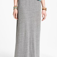h.i.p. Tri-Blend Knit Maxi Skirt (Juniors) | Nordstrom