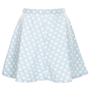MOTO Bleach Spot Denim Skirt - Skirts - New In This Week - New In - Topshop USA