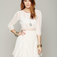 Free People Pere Fit N Flare Dress