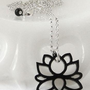 Lotus Necklace - Whimsical &amp; Unique Gift Ideas for the Coolest Gift Givers