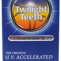 Used and New: TWILIGHT TEETH U.V. Accelerated Whitening System