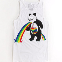 Puking panda at PacSun.com