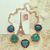 Pree Brulee - Wondrous Treasure Necklace
