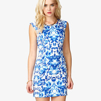 Floral Print Shift Dress | FOREVER 21 - 2038070997
