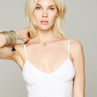 Free People FP ONE Battenburg Bralette