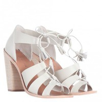 Heel Tassel Sandal - Swim & Resort