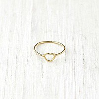 Verameat  Got Heart Ring at Free People Clothing Boutique