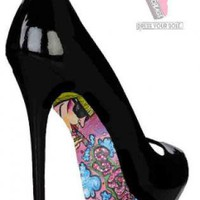 Multi Pumps / High Heels - Gangsta ArchTags | UsTrendy