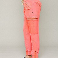 Maison Scotch  Colored Army Pant at Free People Clothing Boutique