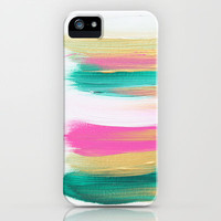 Colors 223 iPhone & iPod Case by JenRamos
