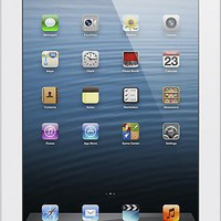 Apple - iPad with Retina display Wi-Fi - 16GB - White - MD513LL/A - Best Buy