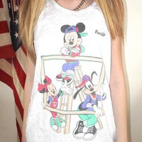 Disney Florida Vest from London Loves LA Boutique