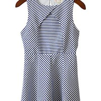 Set Sail For Dress, Navy