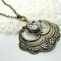 Ornate Somewhere in Time | LilikoiDesigner - Jewelry Supplies on ArtFire