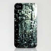 Blue Burns the Twilight iPhone Case by Rebecca A Sherman | Society6