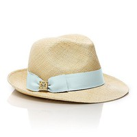 Classic Grosgrain Fedora
