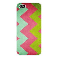 Cocktails with Lilly - Chevron - iPhone 5 Case> Iphone 5> cherokeerosemade