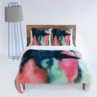 DENY Designs Home Accessories | Jacqueline Maldonado Sun Shadow Duvet Cover