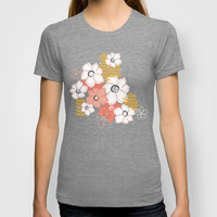 Petals &amp; Pods - Sorbet T-shirt by Heather Dutton